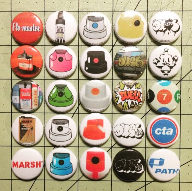 Image of BUTTON PACKS