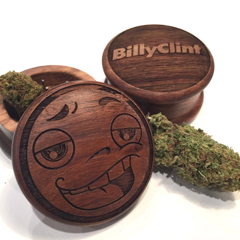 Image of Wooden Billy Clint Grinder
