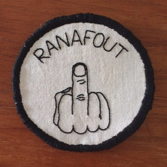 "Image of Patch ""RANAFOUT"""