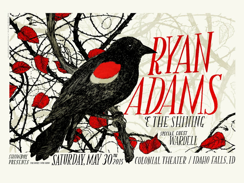 Image of Ryan Adams & The Shining