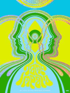 Image of Tame Impala Royal Oak Sparkle Holographic Foil
