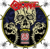 Image of Chronosphere - Envirusment Re-release (CD) (free shipping)