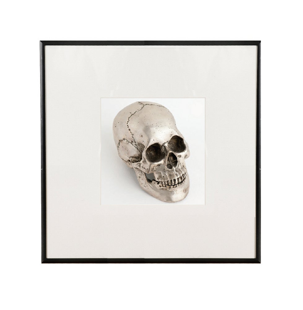 Image of CHROME SKULL