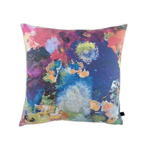 Image of PALETTE THROW PILLOW