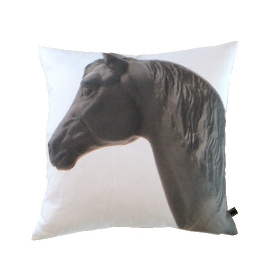 Image of HORSE THROW PILLOW