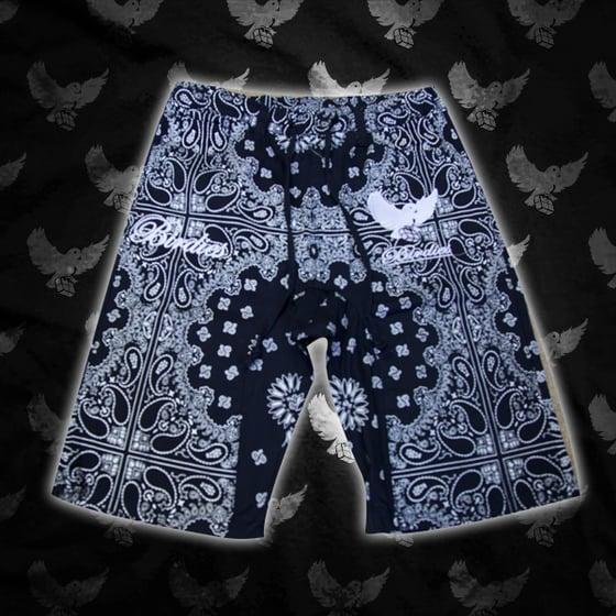 Image of Birdies Bandana Shorts