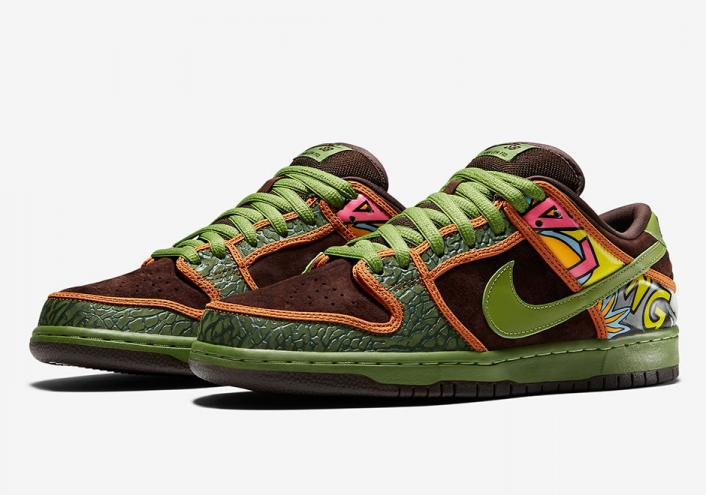 new products 81ed6 f17a2 ... Image of NIKE DUNK LOW PRM DLS SB QS