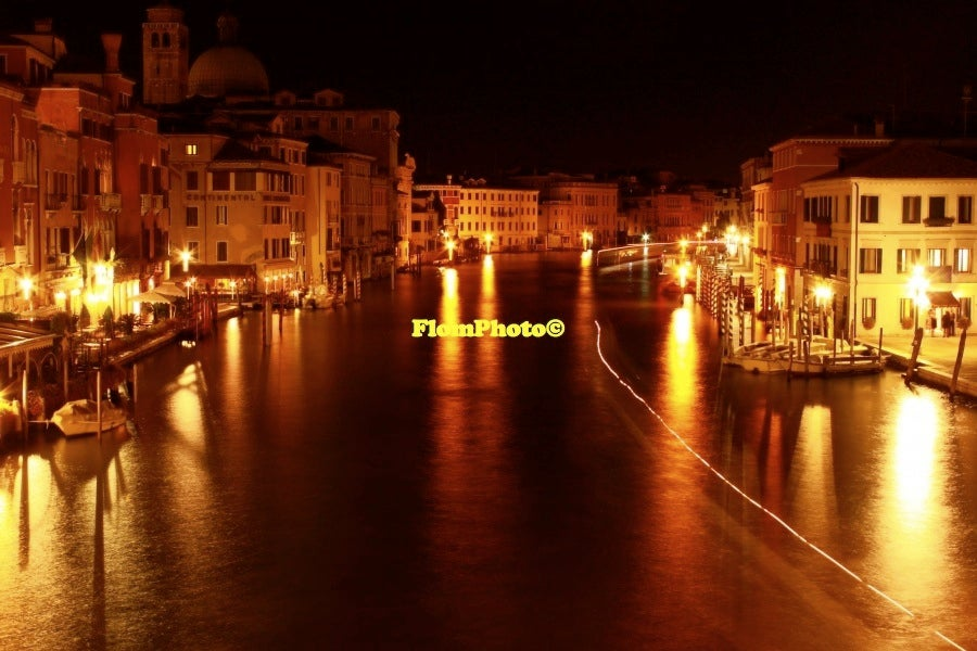 Image of River Night • Exhibition Photograph