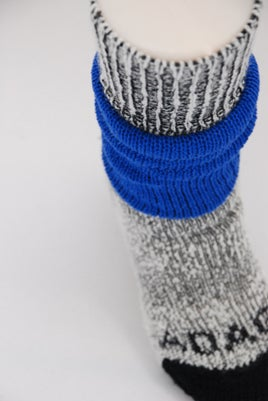 Image of Kids Gumboot Sock - with Cuffs! - 2pair