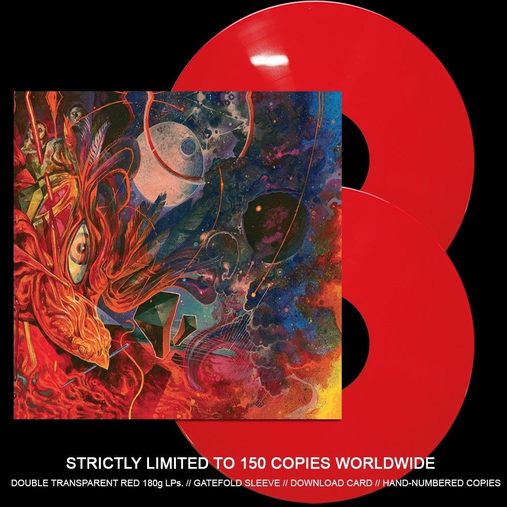 """Image of """"R.I.T.B.O.A.B"""" DOUBLE LP - LIMITED EDITION"""