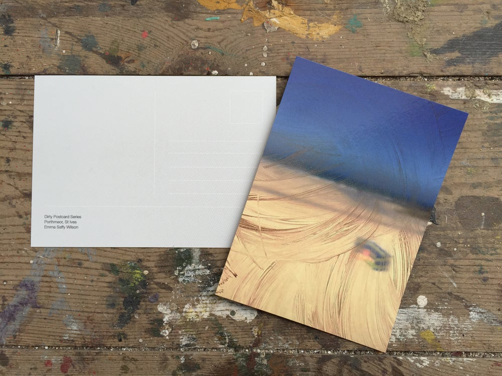 Image of Dirty Postcard - Windbreak