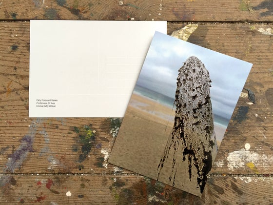 Image of Dirty Postcard - Dirty Seagull