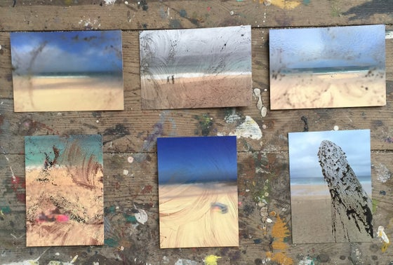 Image of Dirty Postcards - Set of 6