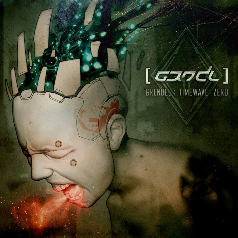 "Image of GRENDEL - ""Timewave Zero"" CD LIMITED EDITION (LAST COPY!) (2012)"