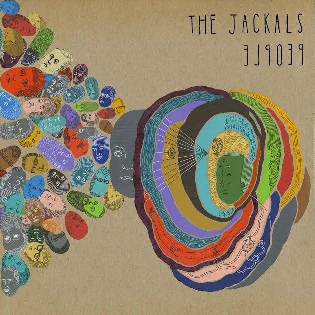 """Image of The Jackals    """"  People  """"  Double Vinyl"""