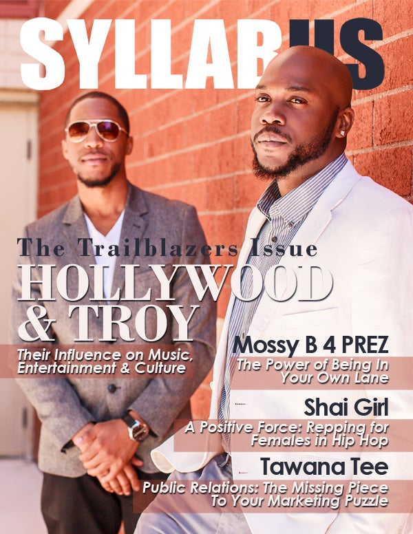 Image of Syllabus Magazine - Trailblazers
