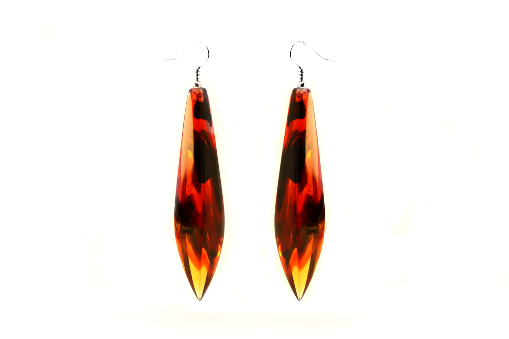 Image of Tortoiseshell Earrings