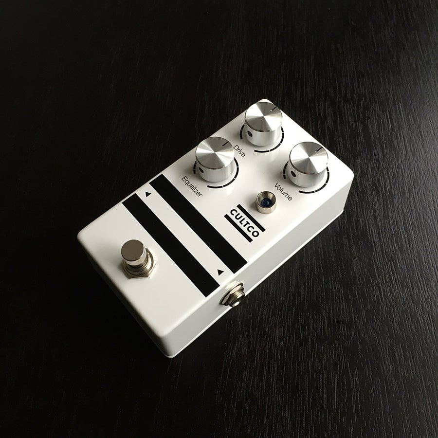 Image of Cultco 001 Medium Overdrive Pedal