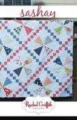 Image of sashay quilt pattern #113 (PDF VERSION)