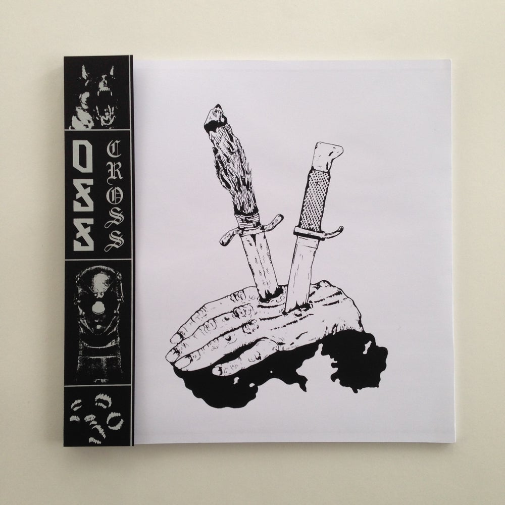 Image of Cross / Occult Secret Service split 12""