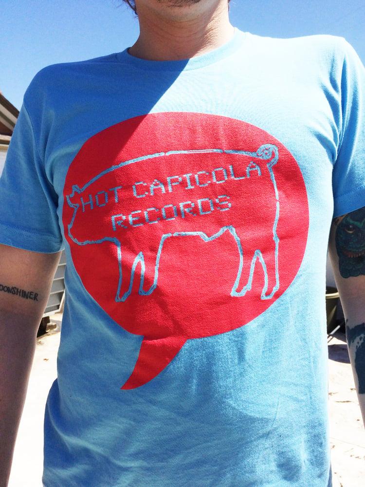 "Image of Hot Capicola ""Talk Bubble"" T-Shirt"