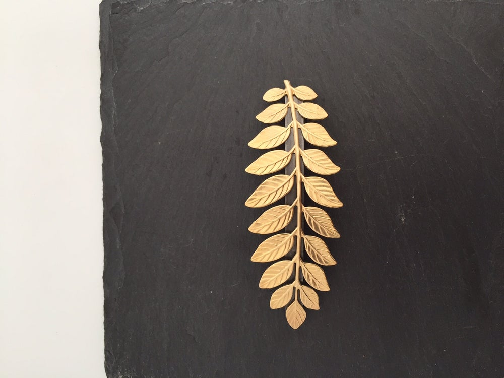 Image of Fern hairclip