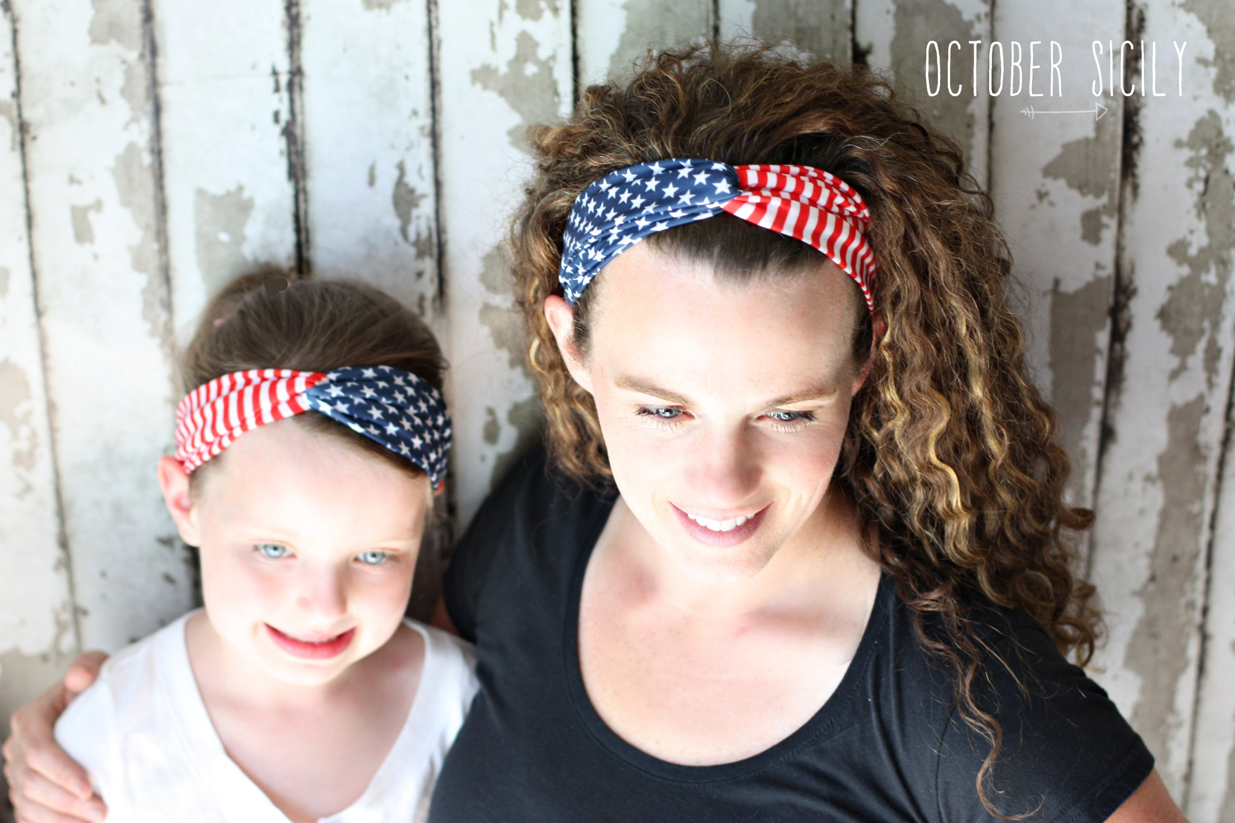 Mommy and Me Matching Headband