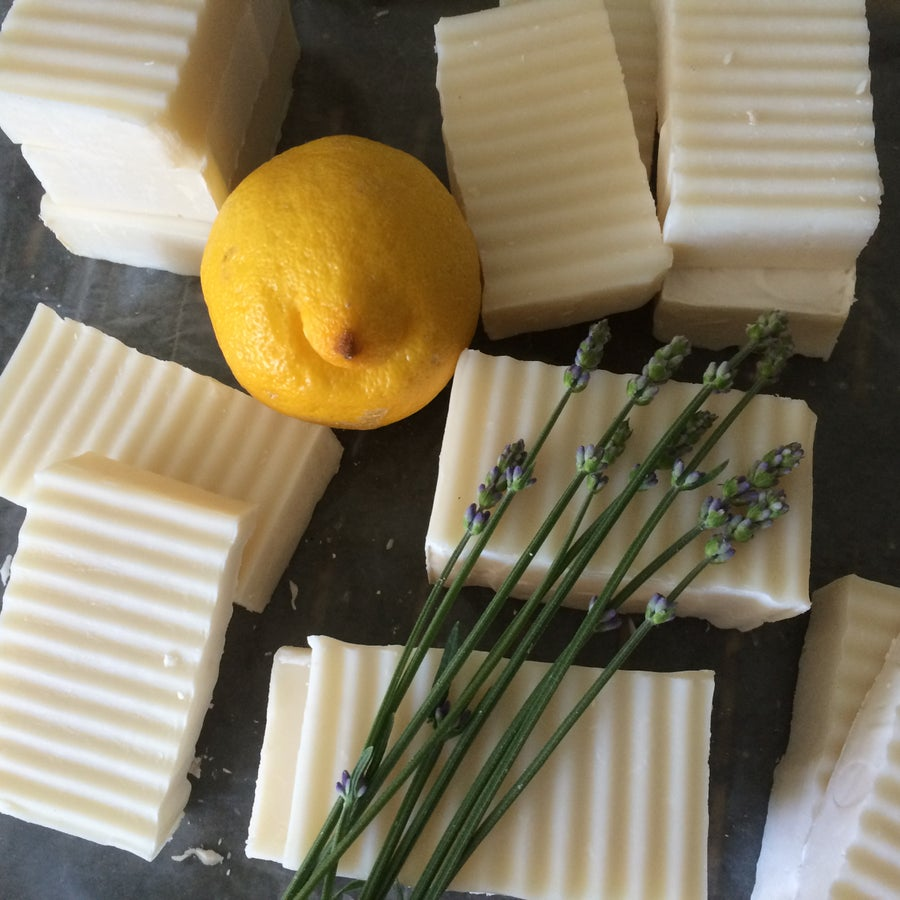 Image of Beaver Cleaner Lemon and Lavender Body Bar Soap