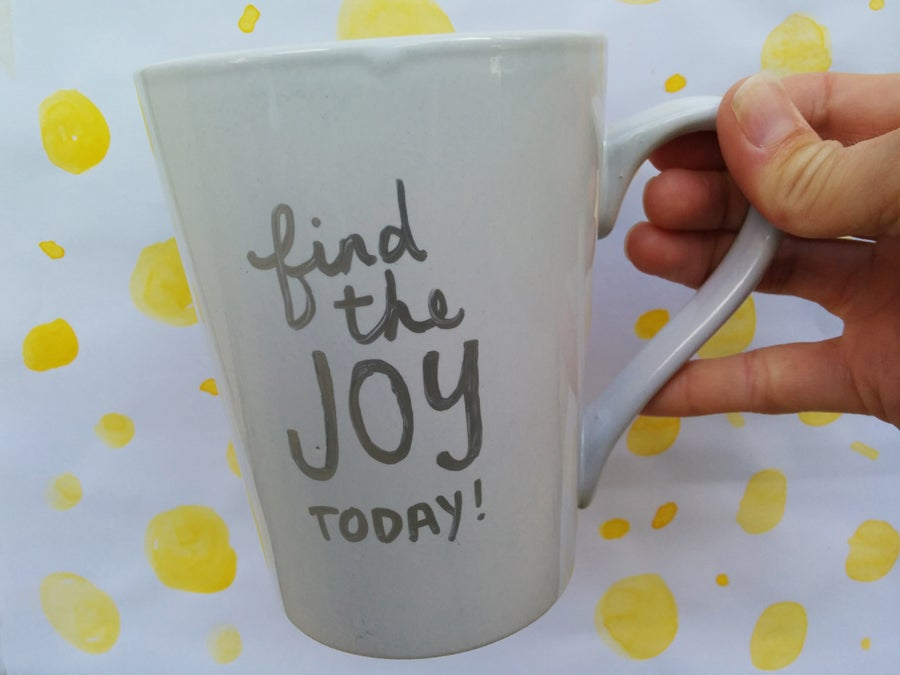 Image of find the joy