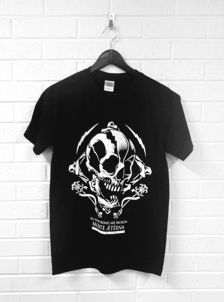 Image of Morte Skull Tee