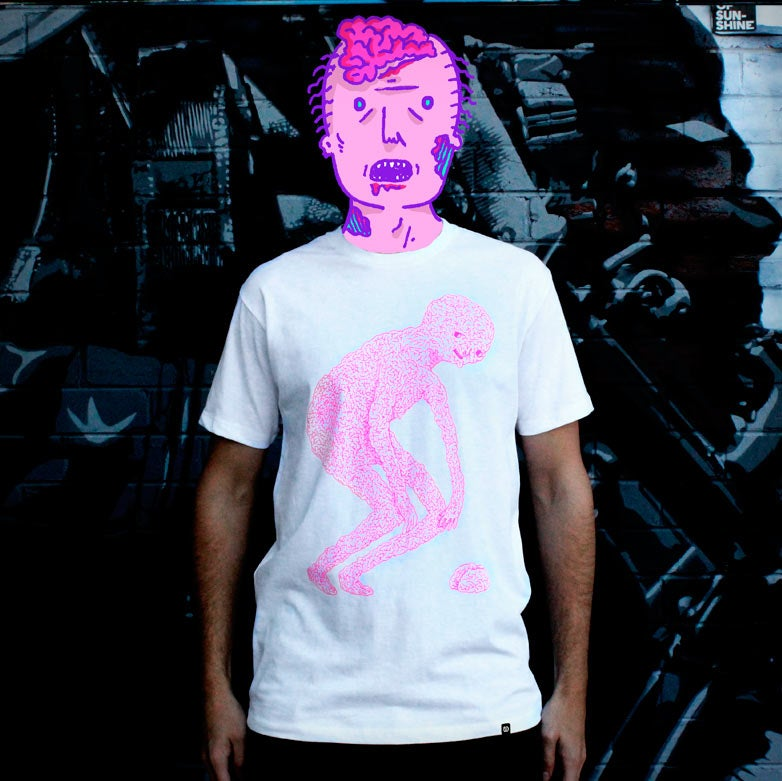 Image of Brain Dude Tee