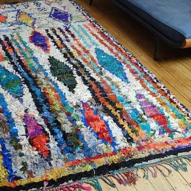 Image of Boucherouite Rug