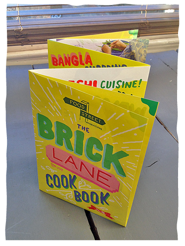 Image of The Brick Lane Cook Book