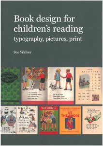 Image of Book Design for children's reading
