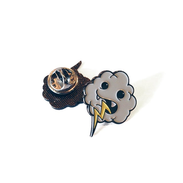 "Image of 1"" Lightning Tongue Pin"