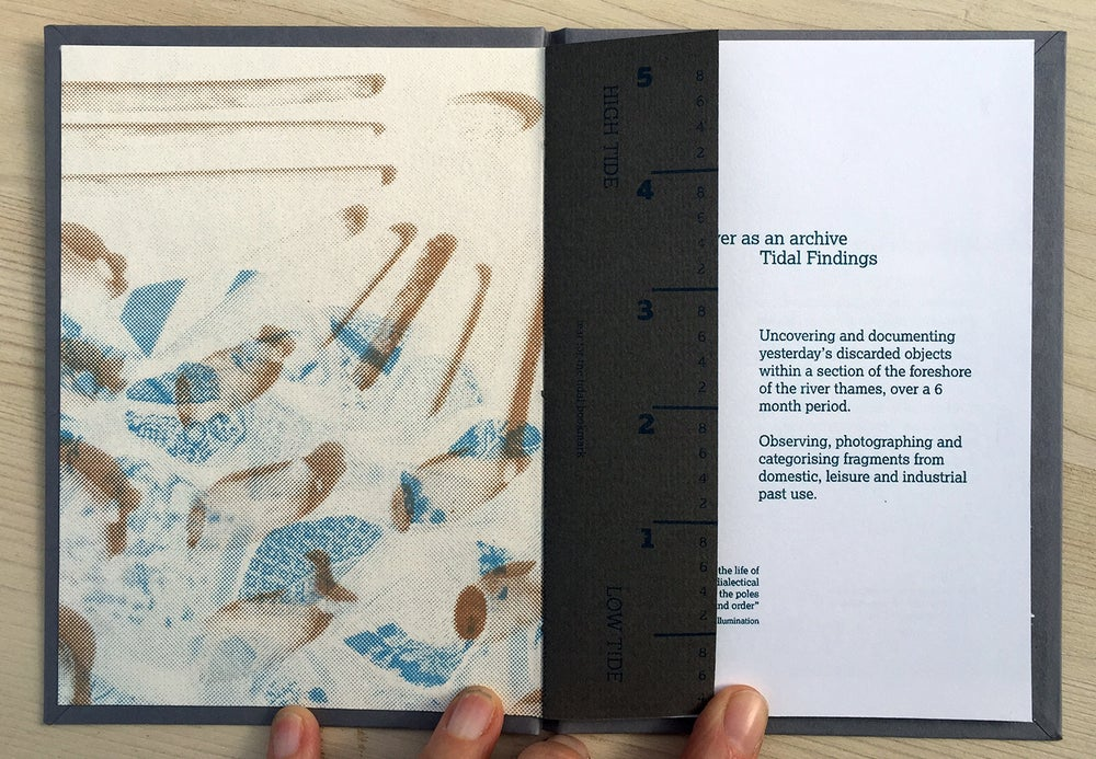 Image of Tidal Findings-the river as an archive