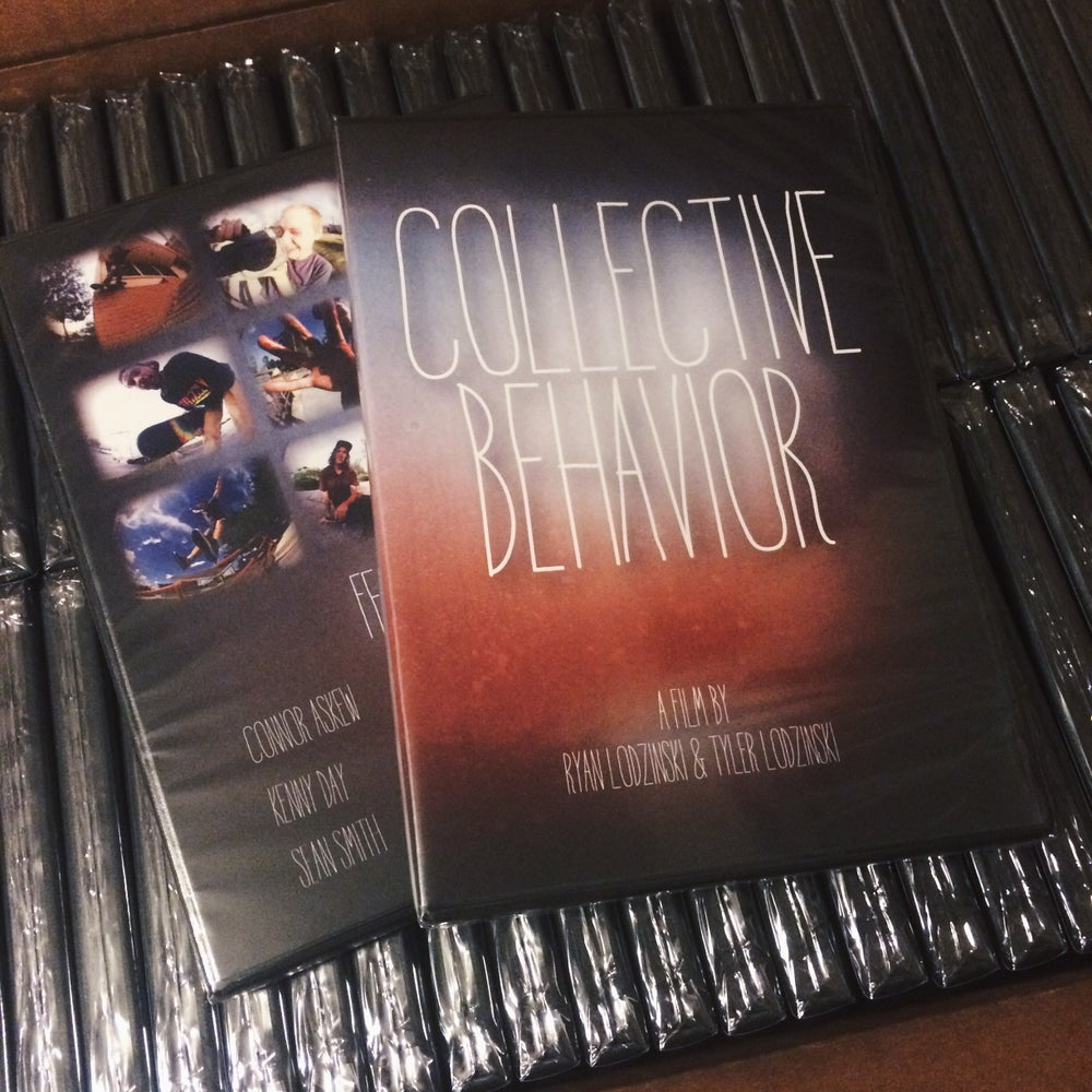 Image of Collective Behavior DVD