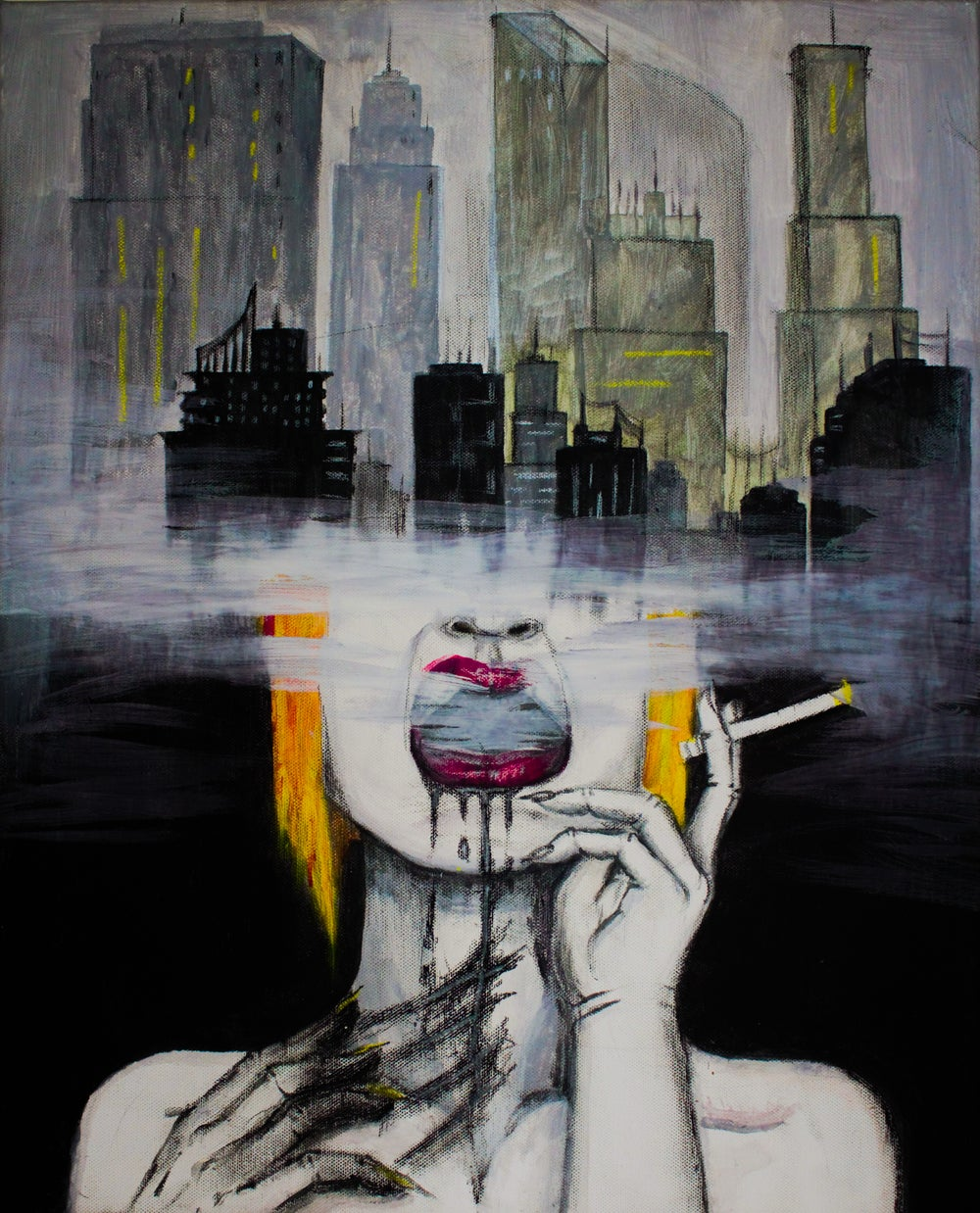Image of 'The City Within Her'