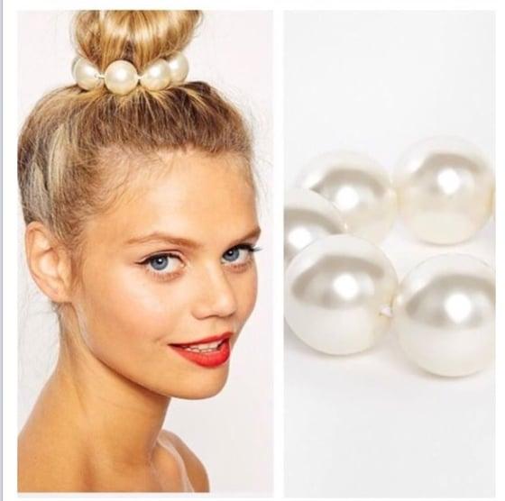 Image of Pearl Hair tie