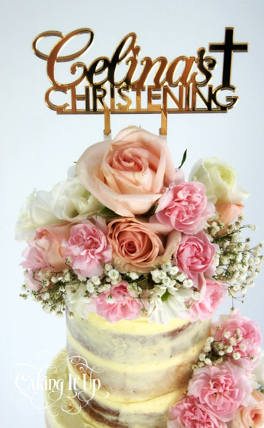 Image of Celina's Christening