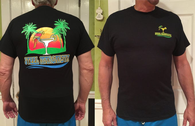 Image of Steel Margarita T Shirt
