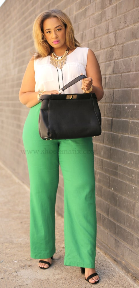 Image of BRANDI LINEN PANTS