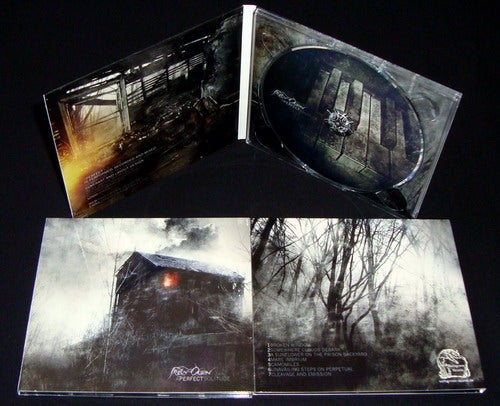 Image of FROZEN OCEAN - A Perfect Solitude CD