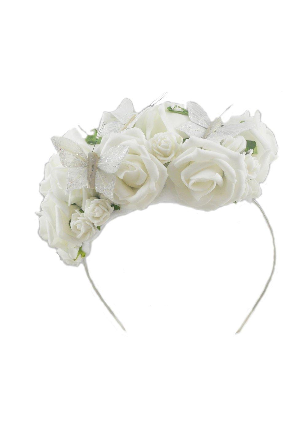 Image of Harper Crown Ivory