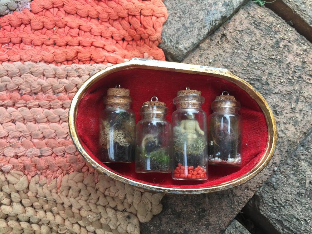 Image of ~*Moss terrarium necklaces*~