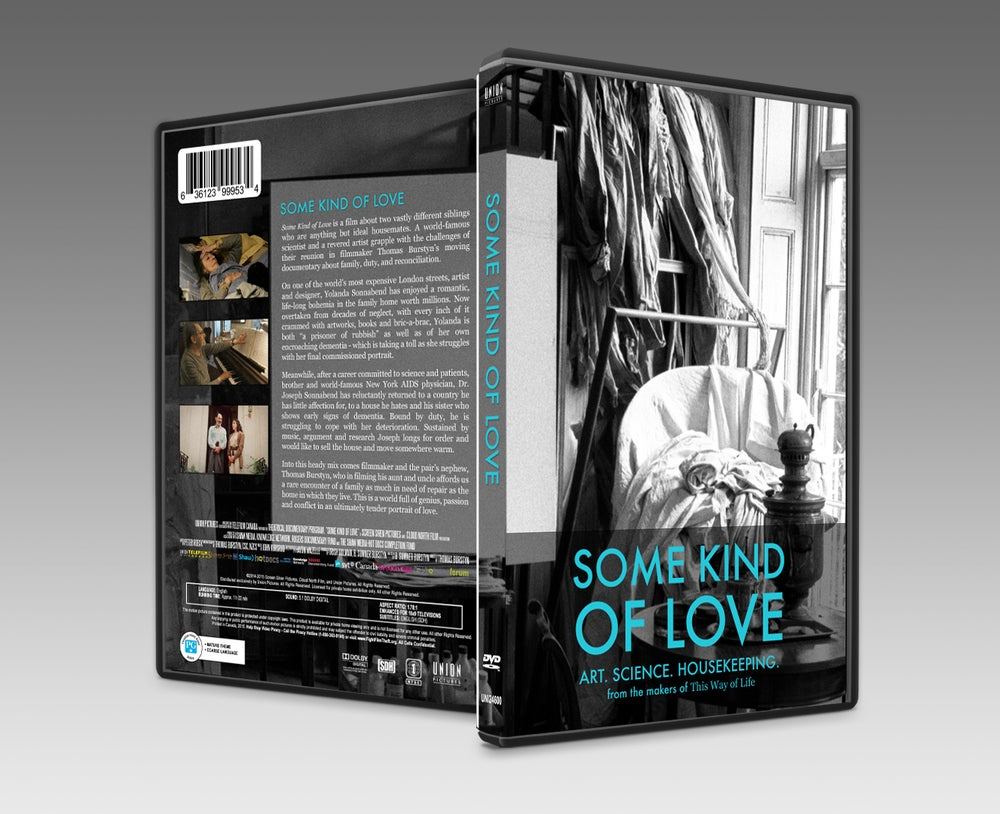 Image of Some Kind of Love DVD