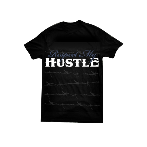 Image of Respect My Hustle T-Shirt