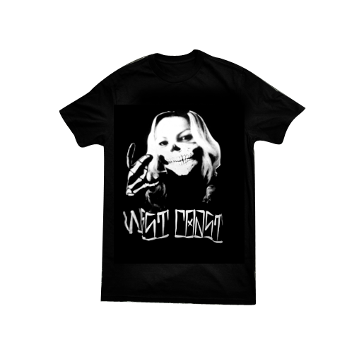 Image of West Coast DoLL T-Shirt