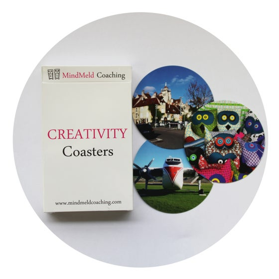 Image of Creativity Coasters