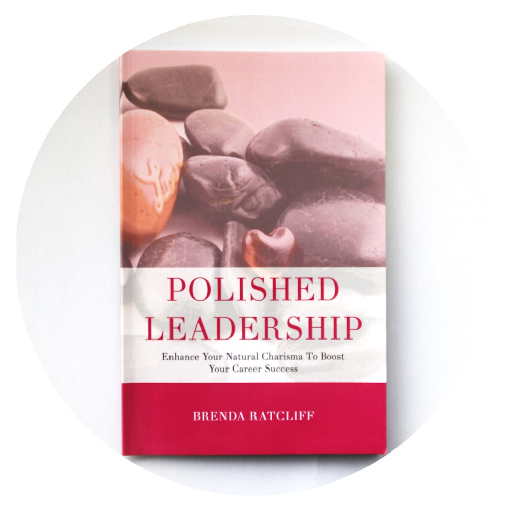 Image of BOOK - Polished Leadership - Enhance your natural charisma to boost your career success